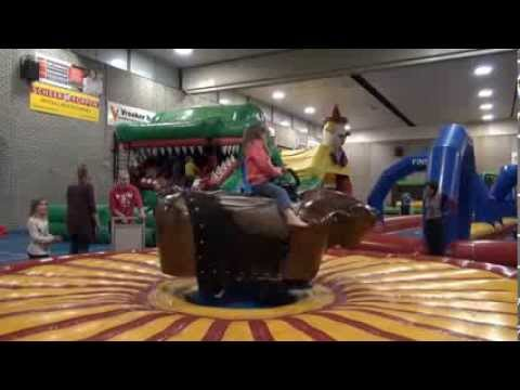 Mega Fun spektakel in de Sypel