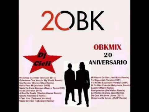 Dj Cicli - ObkMix 20 Aniversario