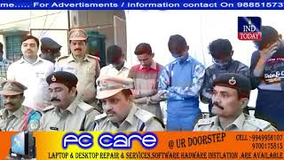 5 Thieves Arrested For Stealing AC from ATMs in Hyderabad | Kachiguda Police