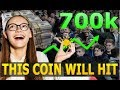 Next Big Coin?? This Coin Will Hit 700K - This Coin 77x Return