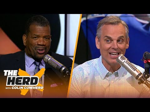 Rob Parker eats crow after Patriots advance to Super Bowl, talks LeBron's injury | THE HERD