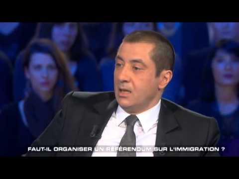 Extrait Salut les terriens, Mourad Boudjellal. Très beau discours contre le FN