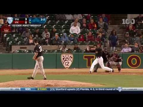 Oregon State Baseball vs USC 5/20/2016