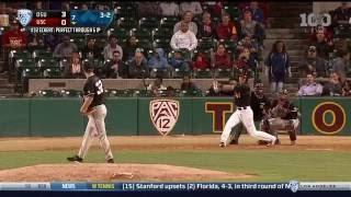 Oregon State Baseball vs USC 5/20/2016