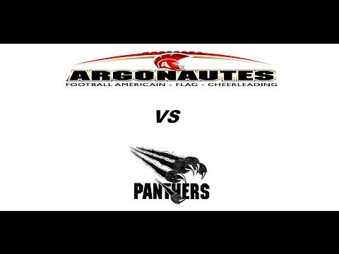 Argonautes Aix VS Black Panthers Thonon 2015