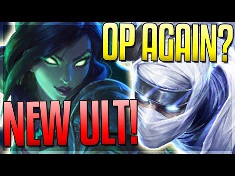 NEW VAYNE ULT REWORK!? ZED OP AGAIN? Janna Buff/Nerf.. New 7.17 Changes - League of Legends