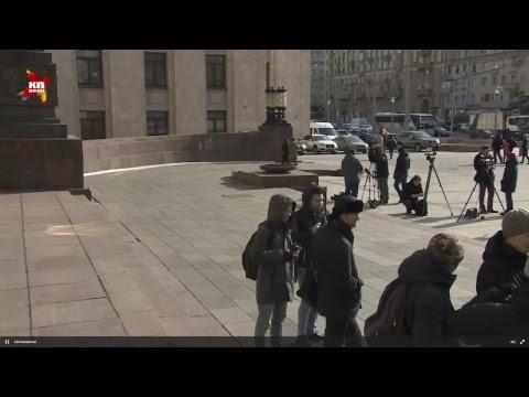 Иностранные дипломаты прибывают в МИД России , чтобы получить ноту протеста и покинуть нашу страну