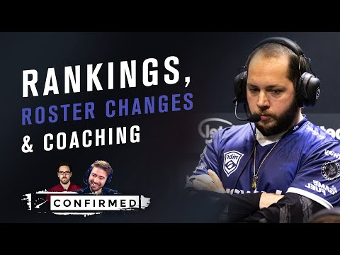 zews talks rankings, roster changes, his coaching career & problems of MIBR   HLTV Confirmed S5E3