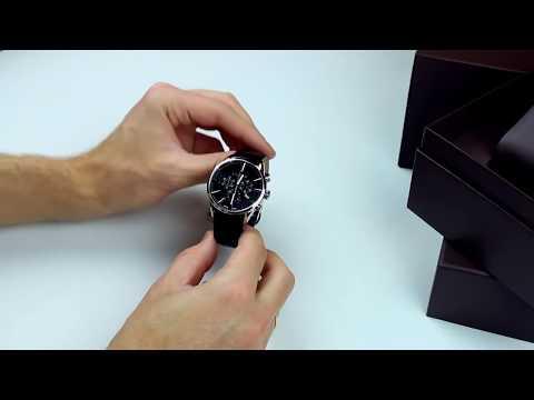 [UNBOXING] Zegarek męski Roamer Superior 508837 41 55 05  | Zegarownia.pl
