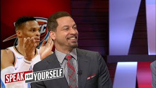 Chris Broussard discusses LeBron's work...