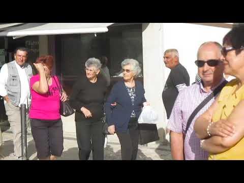 Vila Nova de Foz Côa, Setembro 2018. Feira de S. Miguel.