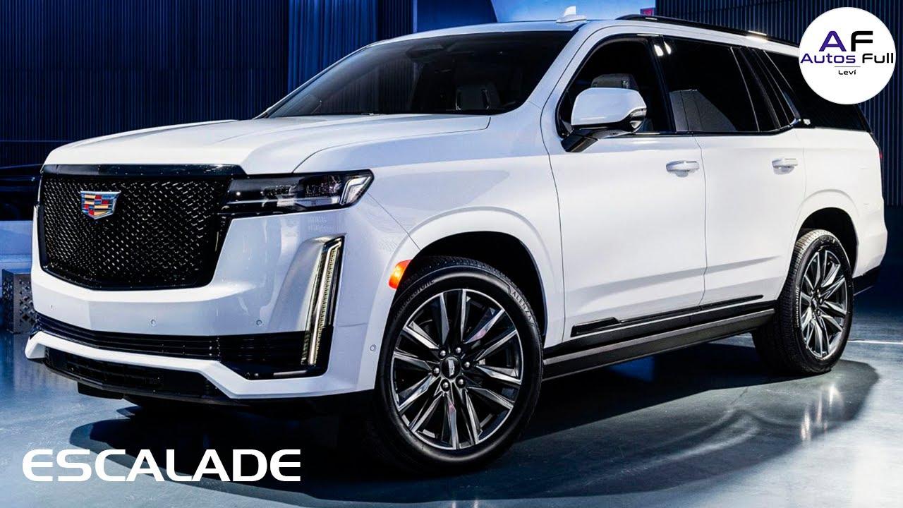 2021 Cadillac Escalade Vsport Configurations