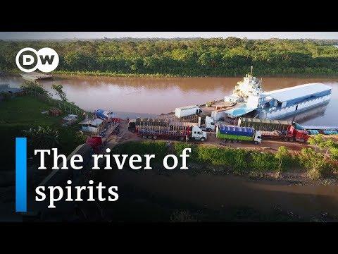 Along the Amazon