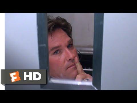 Executive Decision 1996  Elevator Exchange  210  Movies