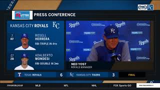 Yost on Kelvin Herrera's departure: 'We knew this day was coming'