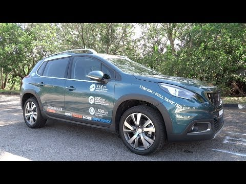 2017 Peugeot 2008 1.2 PureTech Start-Up and Full Vehicle Tour