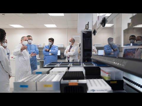 La Región de Murcia ya dispone del sistema que permitirá realizar 6 000 PCR en un día