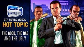 GTA 5 PS4 vs PS3 Comparison and New Gen Info Hot Topic 4