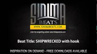 SHIPWRECKED with hook (Soft Rock Instrumental with acoustic guitars) Sinima Beats