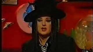 Boy George Interview - TFI Friday