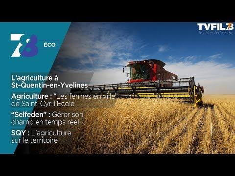 7/8 Eco - L'agriculture à SQY