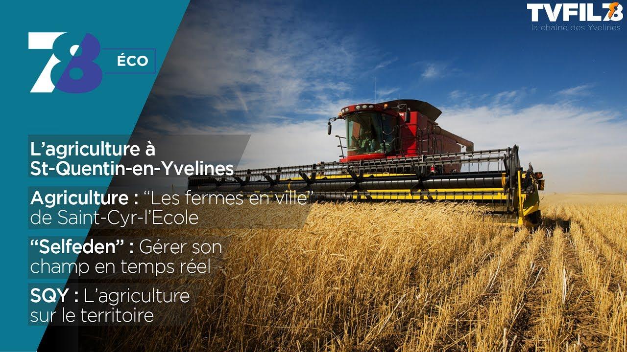 7/8 Eco – L'agriculture à SQY