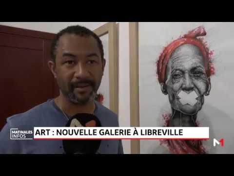 Art: nouvelle galerie à Libreville