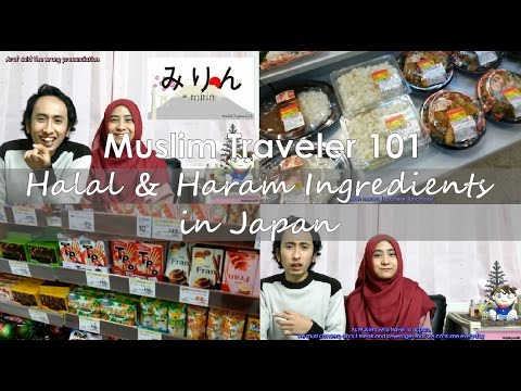 Muslim Traveler 101: Halal and Haram Ingredients in Japan