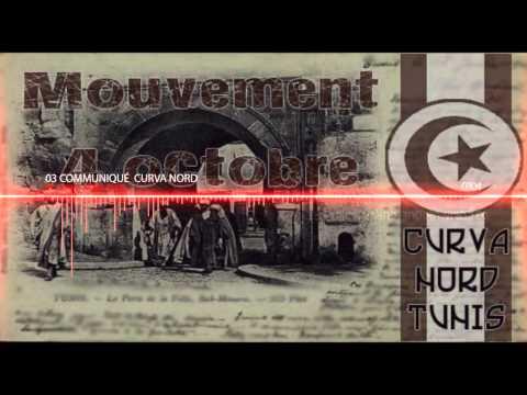 03 Communiqué Curva Nord - Album 2011 Mouvement 4 Octobre
