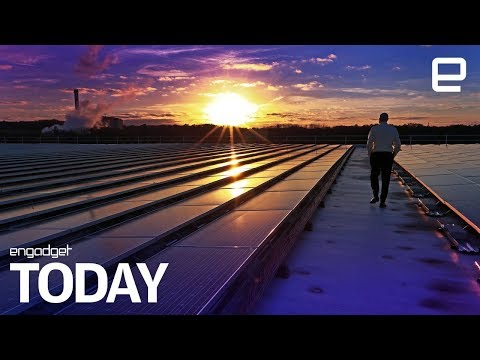 Trump's 30-percent solar panel tariff could eliminate 23,000 US jobs | Engadget Today