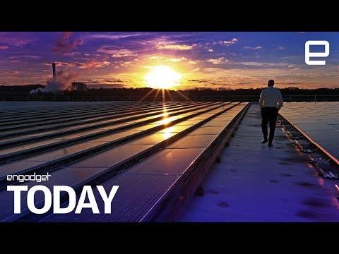 Trump's 30-percent Solar Panel Tariff Could Eliminate 23,000 US Jobs   Engadget Today