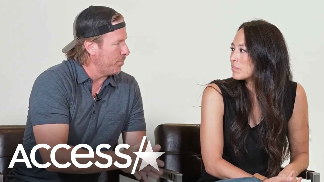 Joanna & Chip Gaines Admit Kids Were 'Color Blind' To Race