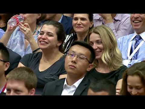 Jack Ma  2018 Inspirational Dialogue  Tel Aviv University Students