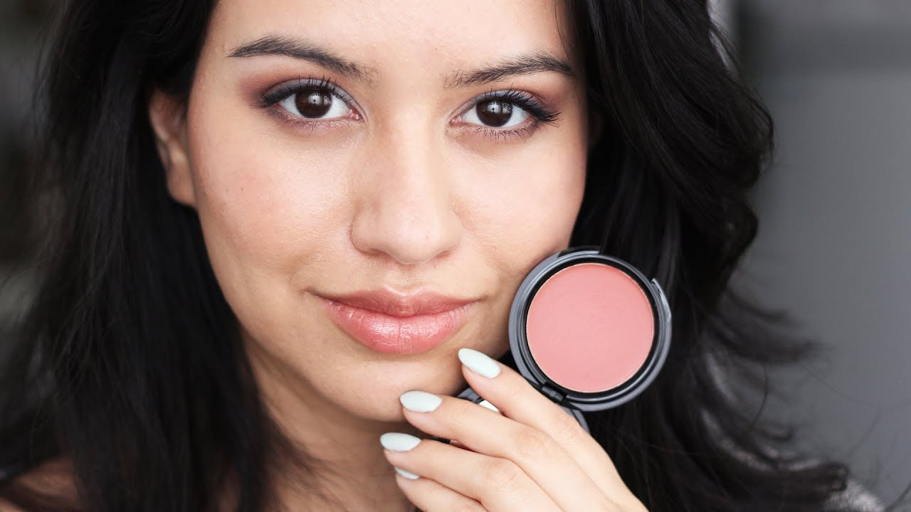 How to Apply Cream Blush | HD Cream Blush - YouTube