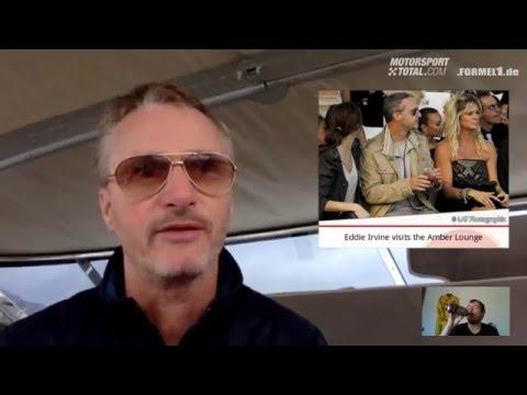 A Drink With Eddie Irvine, Episode #6 (About Monaco 1996 and Michael Schumacher when he was drunk)