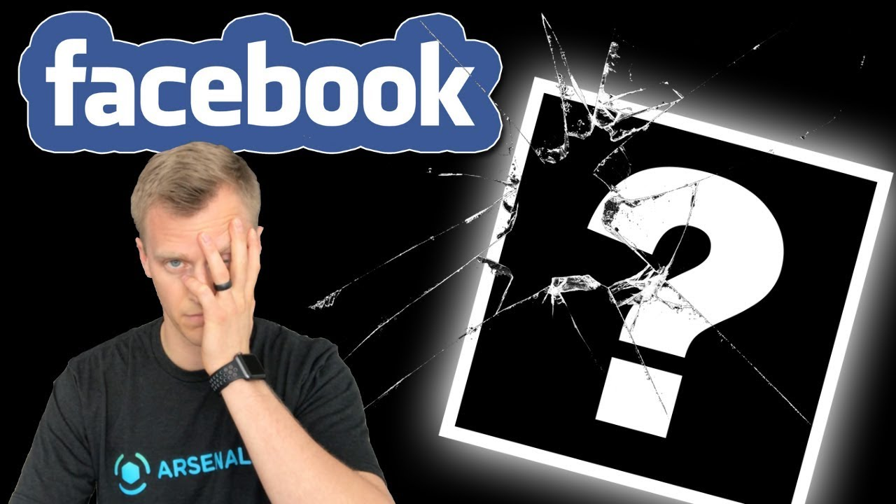 FACEBOOK ADS BROKEN?!