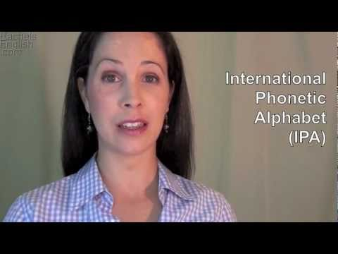 American English Diphthongs - IPA - Pronunciation - International Phonetic Alphabet