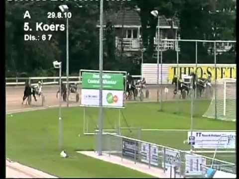 Zuni Tribe & Dennis Minnema winnen voor Brennels Racing BV  -  Alkmaar 29 aug 2010