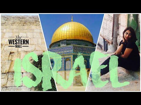 Israel Travel Montage 2019