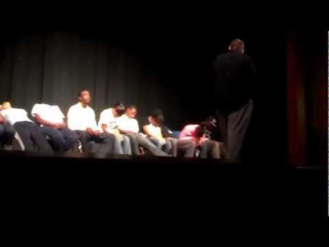 Chowan Fall 2012 Hypnotist Part 2
