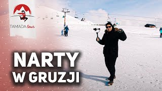 NARTY W GRUZJI | SKIING IN GEORGIA (with english subs)