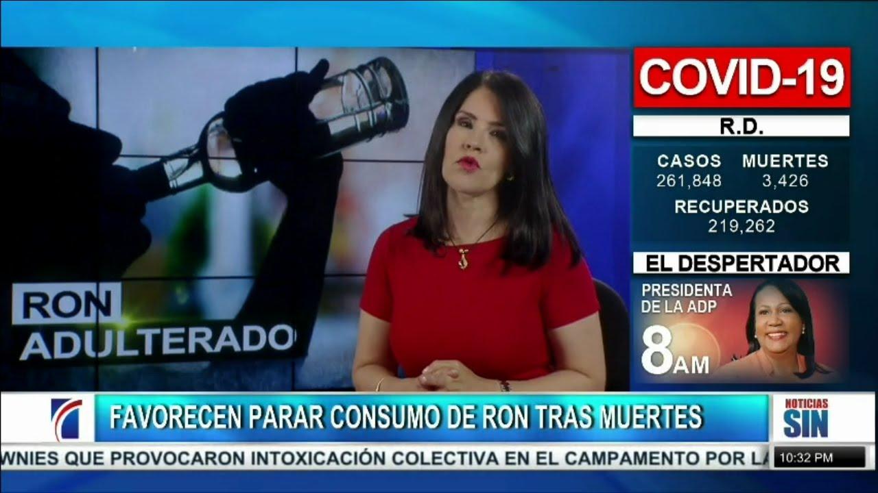 #EmisiónEstelar: Alcohol adulterado, salud y política