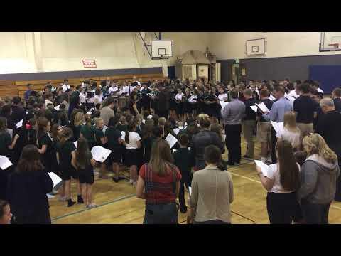 Psalm 104 -- The Oaks Classical Christian Academy Cantabile