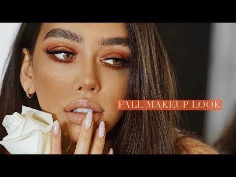 Fall Makeup Look | 2017