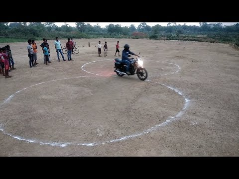 RTO driving test in india for two wheeler || by karunesh kaushal