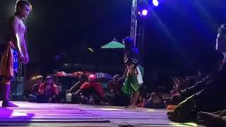 Lagu Ora Masalah Versi Jaranan Turonggo Wilis Solah Erina Celeng Pessek