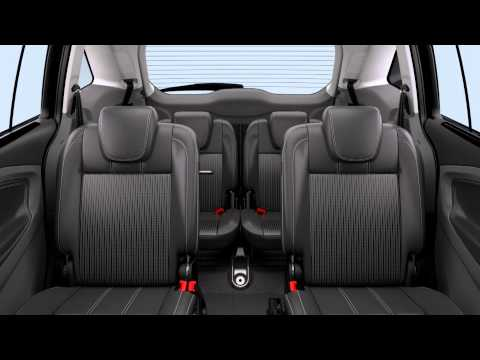 Ford C-Max 2010 - Seat Animation