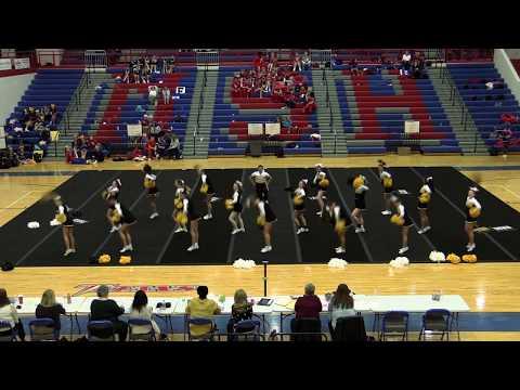 Woodford County Yellowjackets – 11th & 12th Cheer Regional @ MCHS, November 17th, 2018