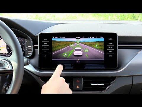 Škoda Scala | Infotainment Amundsen | Navigation, Radio, Multimedia