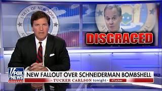 Tucker Carlson Tonight - Schniederman's & Left's Hypocrisy